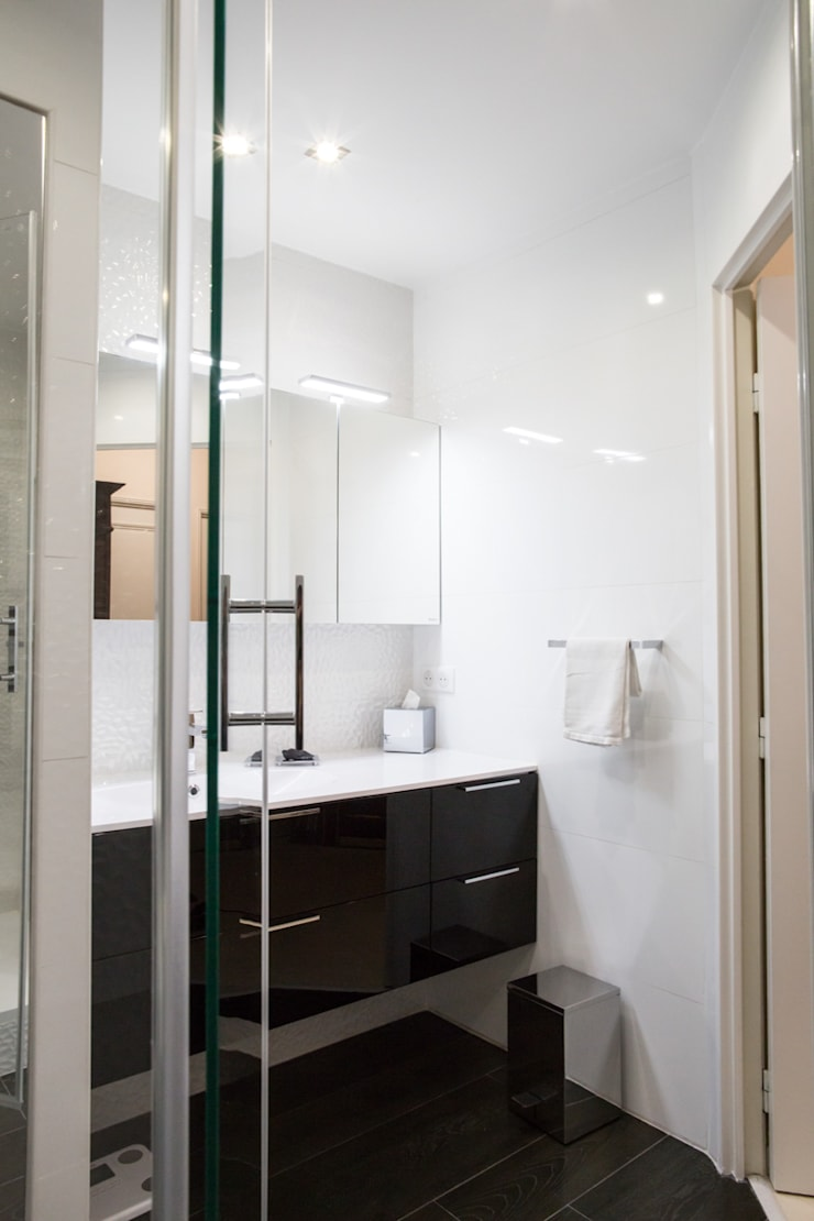 Salle de bain La Garenne Colombes von Nuance d\'intérieur ...