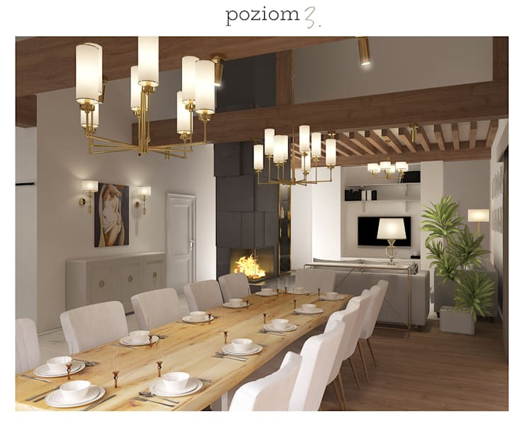 :  Dining room by poziom3.