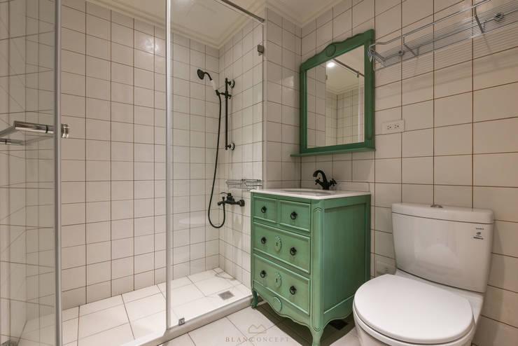 綠野仙蹤:  浴室 by 森博設計