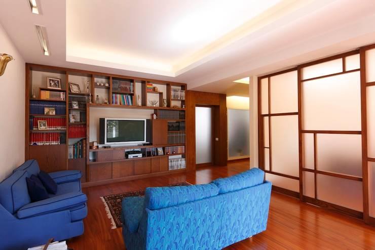 Living room by Daniele Arcomano