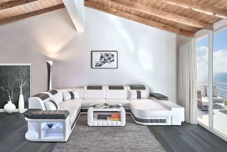 Living room تنفيذ Divanova