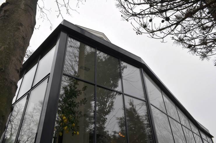 Casas de estilo  de Marks - van Ham architectuur, Moderno