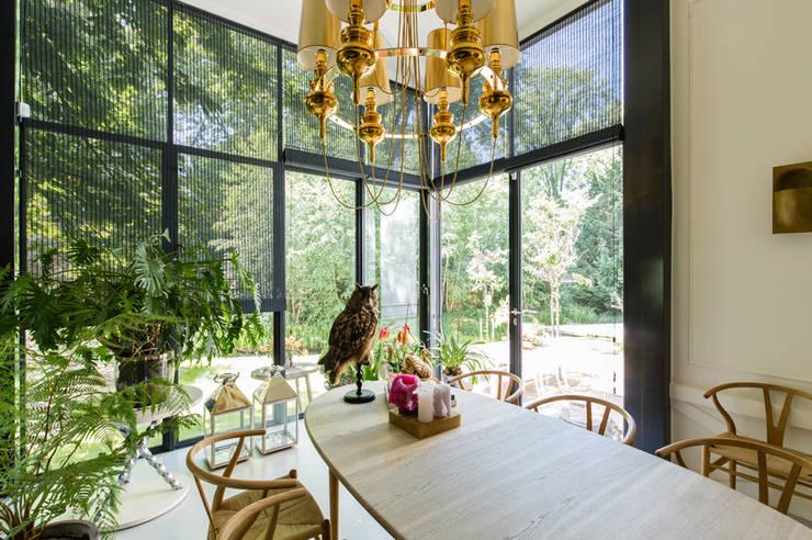 Comedores de estilo  de Marks - van Ham architectuur, Moderno
