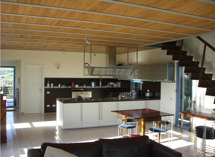 modern Kitchen by Studio Crachi