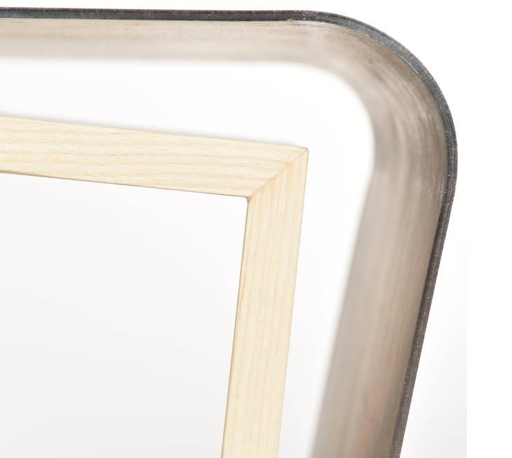 Zuivere vormen:   door Studio Bekkers, Minimalistisch Massief hout Bont