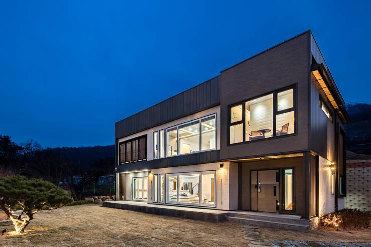 양평 전수리 : 코원하우스의  주택