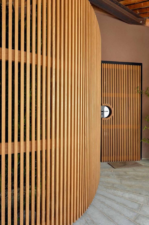 Mediterrane gangen, hallen & trappenhuizen van Atelier Jean GOUZY Mediterraan