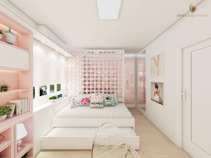 غرفة الاطفال تنفيذ iost arquitetura
