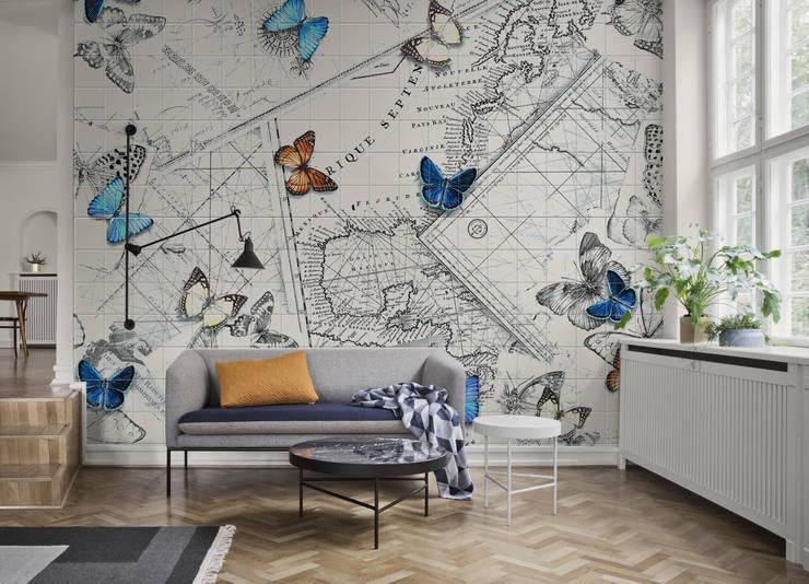 غرفة المعيشة تنفيذ Massimiliano Toniol
