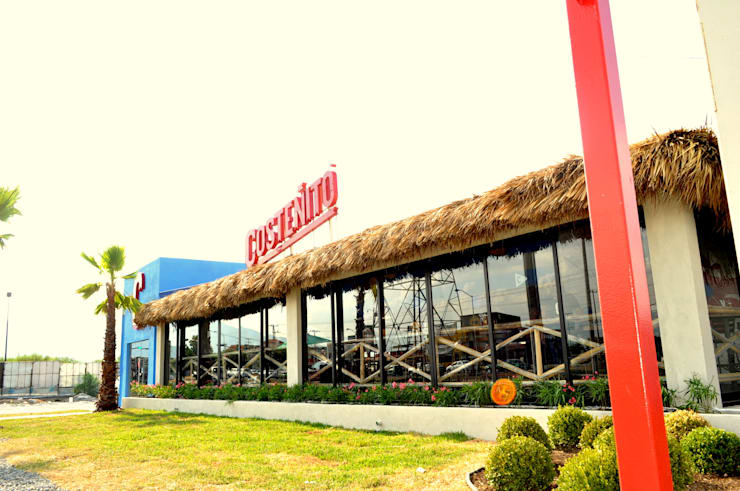 Restaurante Costeñito: Restaurantes de estilo  por 360arquitectura