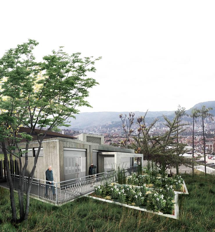 Cerro de la Luz:  de estilo  por Matiz Arquitectura S.A