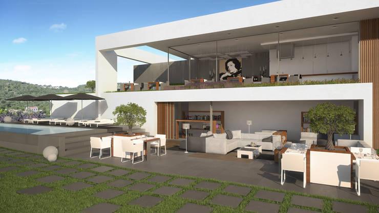 by MOTUS architects Modern