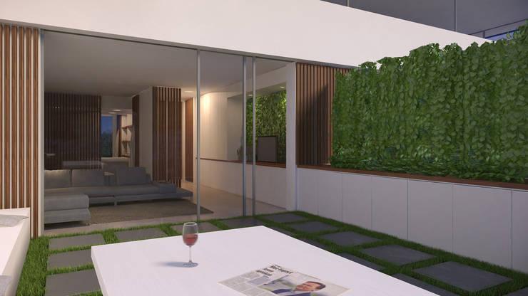 Hotels by MOTUS architects, Modern