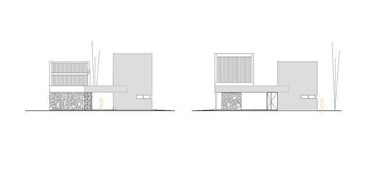 Jardines de invierno de estilo moderno por GokoStudio