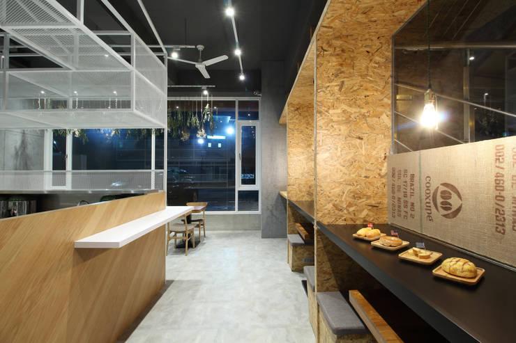 04:  餐廳 by 樂沐室內設計有限公司