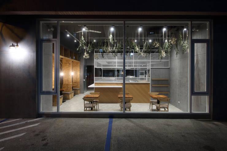 05:  餐廳 by 樂沐室內設計有限公司