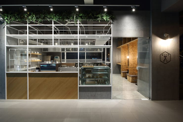 02:  餐廳 by 樂沐室內設計有限公司