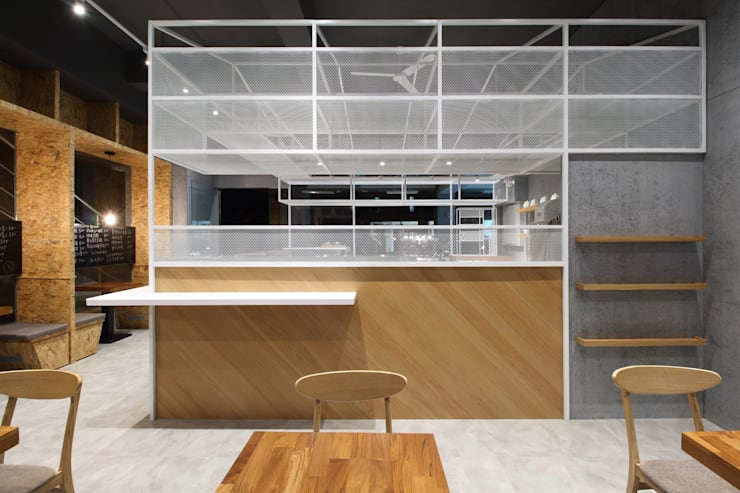 06:  餐廳 by 樂沐室內設計有限公司