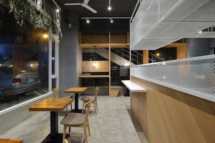 07:  餐廳 by 樂沐室內設計有限公司
