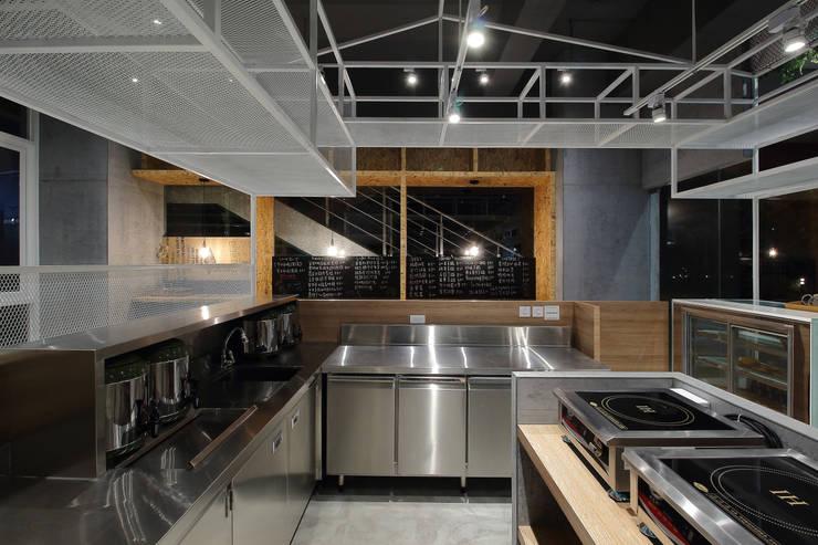 08:  餐廳 by 樂沐室內設計有限公司