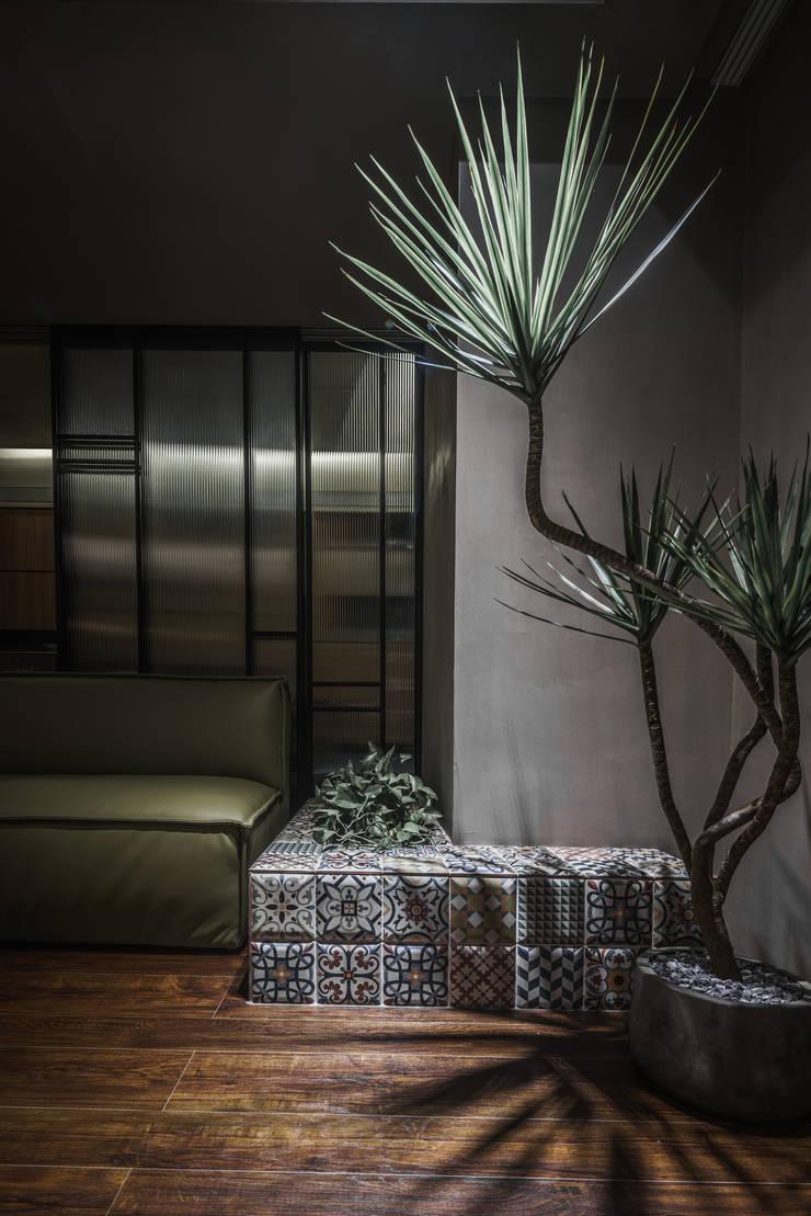09:  客廳 by 樂沐室內設計有限公司