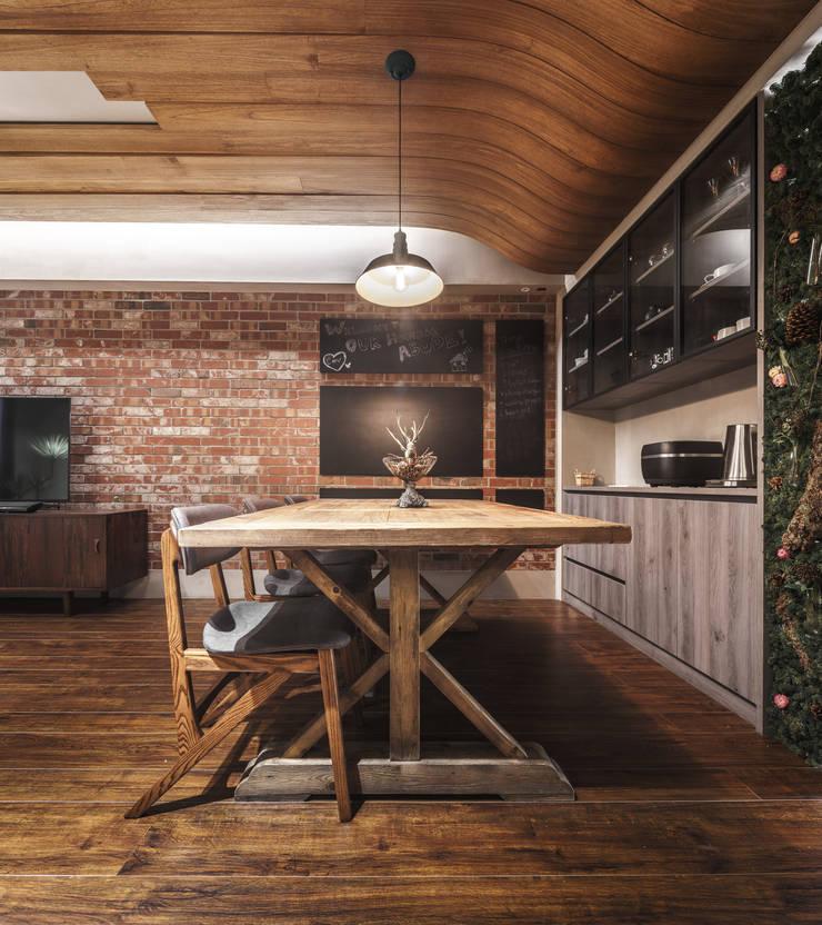 10:  餐廳 by 樂沐室內設計有限公司