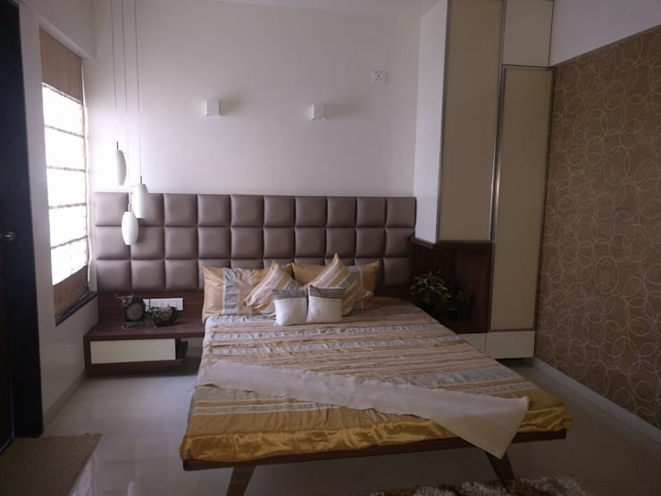 Interior:  Living room by Dusnaam designs