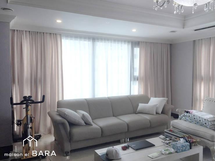 중구 이안 엑소디움: maison el BARA (메종엘바라)의  침실,