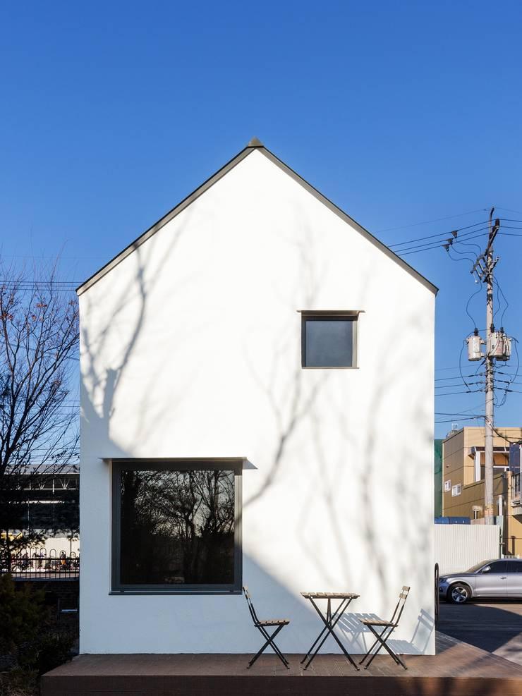 Pixel haus 픽셀 하우스 : 픽셀 하우스 Pixel Haus의  주방,