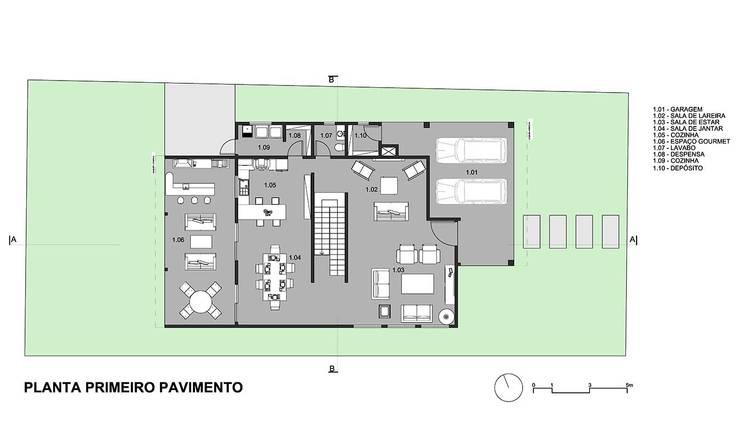 de estilo  por Aresto Arquitetura