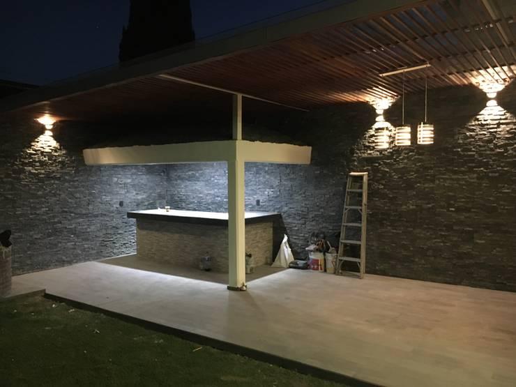 Terraza :  de estilo  por Spazio3Design