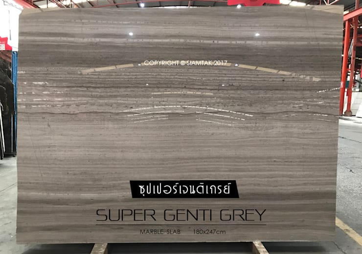 Super Genti Grey:  พื้นและกำแพง by SIAMTAK CO., LTD.