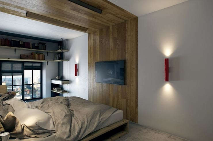 Bedroom by CLOUD9 DESIGN, Modern