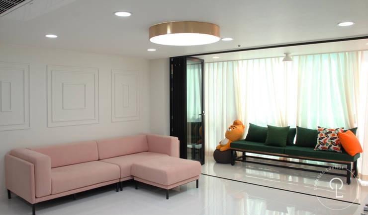 Ruang Keluarga by 캐러멜라운지