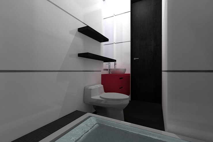 Bathroom by homify