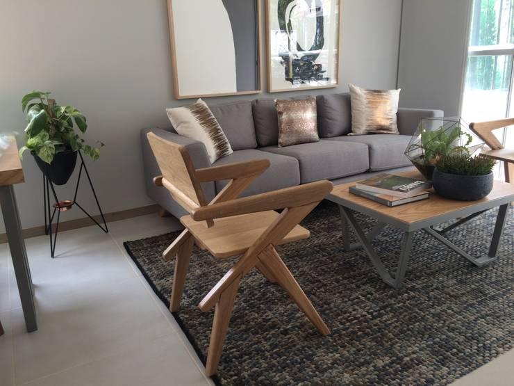 Mobiliario para Sala: Hogar de estilo  por Mental Design