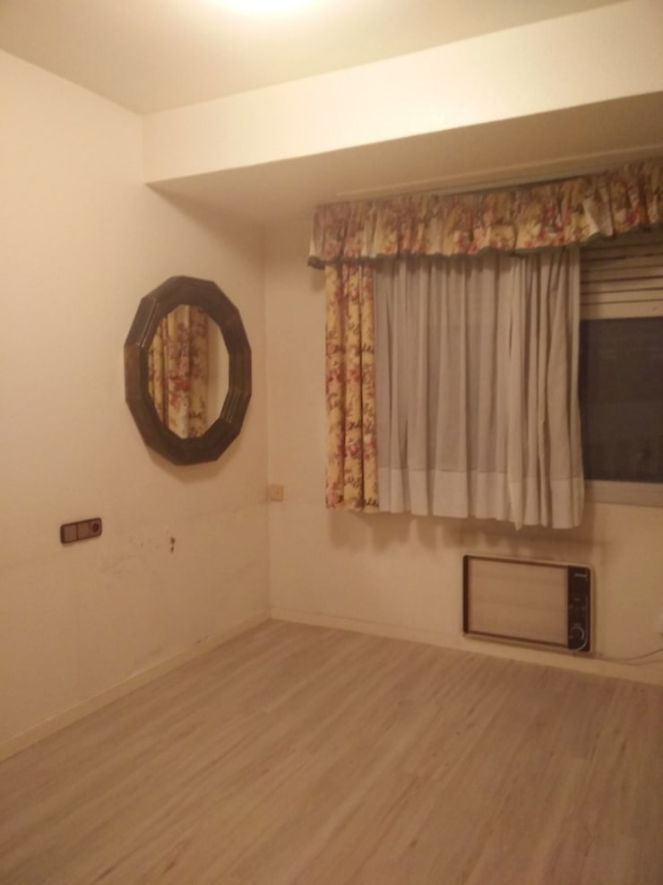 Chambre de style  par eM diseño de interiores,