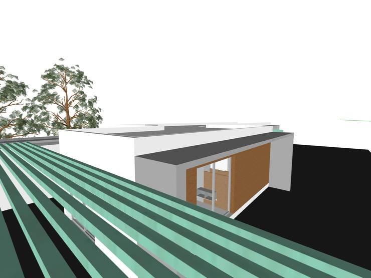 Habitação Unifamiliar Lousada Centro:   por Gabriela Mota