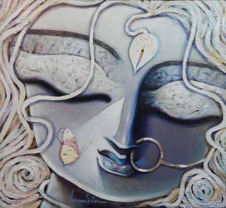 Trinayani:  Artwork by Indian Art Ideas