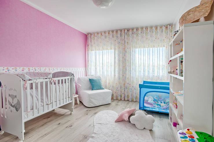 غرفة الاطفال تنفيذ menta, creative architecture