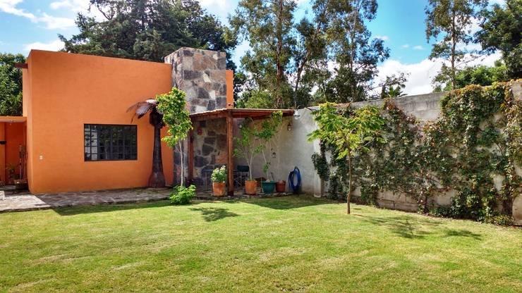 Garden by Alberto M. Saavedra