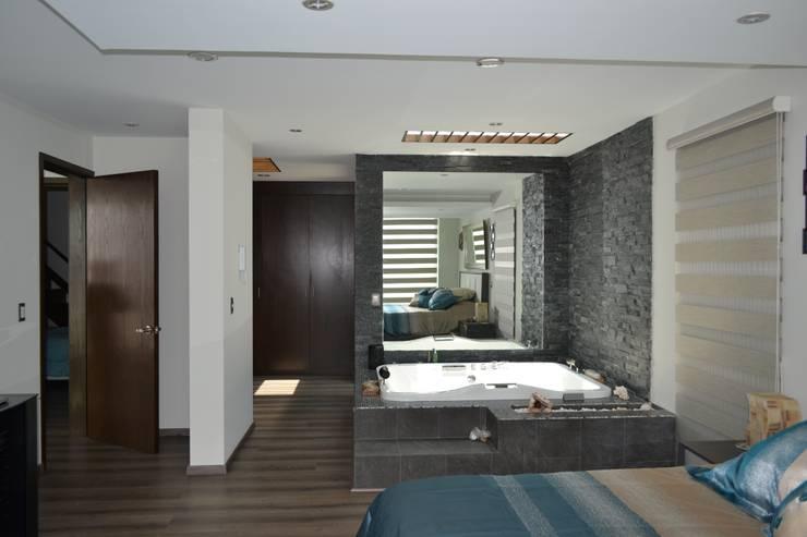 Bedroom by ANTARA DISEÑO Y CONSTRUCCIÓN SA DE CV