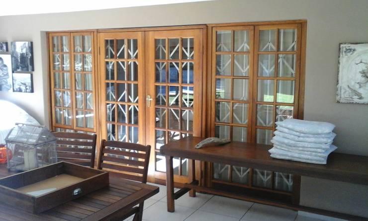 patio door - before:   by ALUWOOD WINDOWS AND DOORS