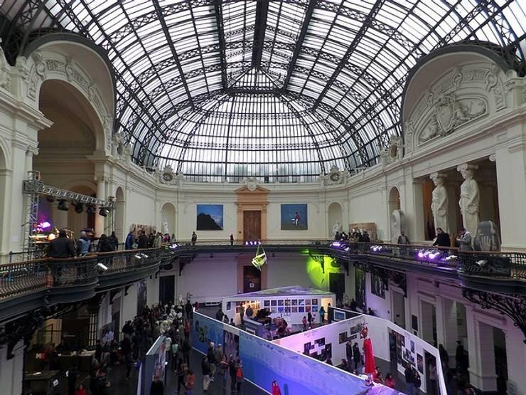 DISEÑO DE EXPOSICIÓN : Centros de exhibiciones de estilo  por Dušan Marinković - Arquitectura - Santiago