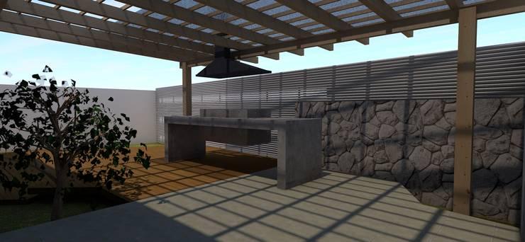 Terrazas de estilo  por Dušan Marinković - Arquitectura