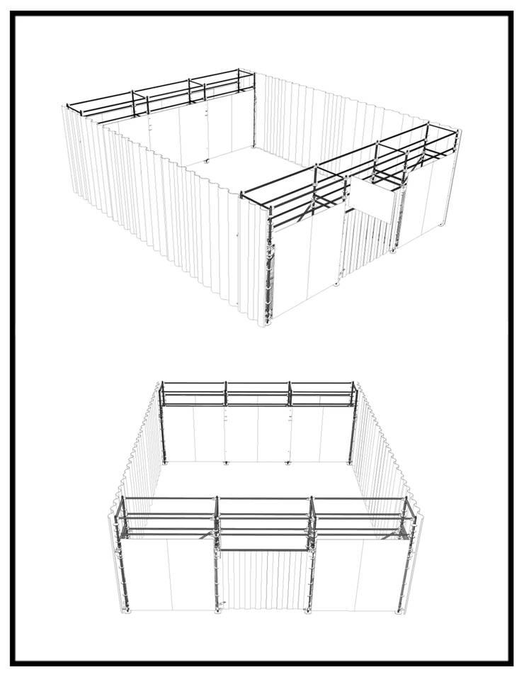Esquema propuesta inicial:  de estilo  por Fabric3D