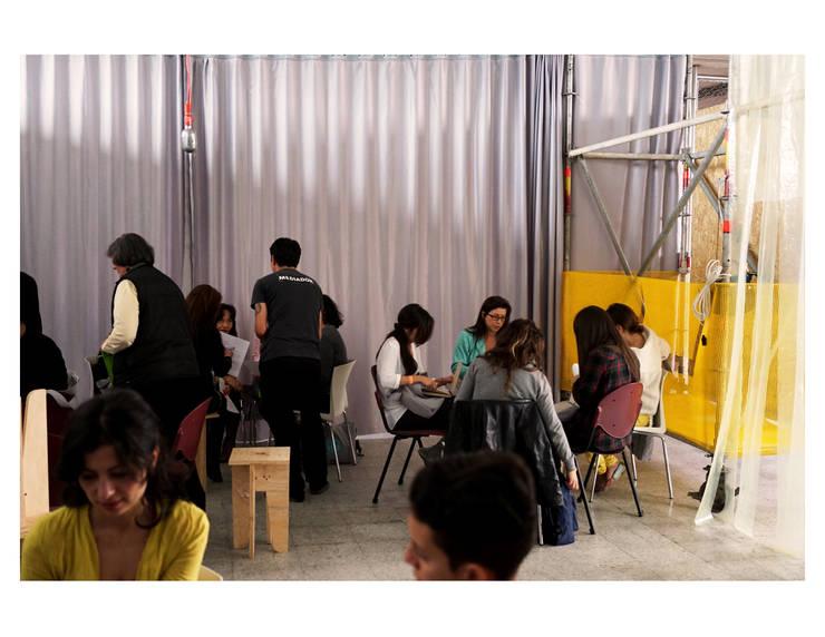 Laboratorio de artistas:  de estilo  por Fabric3D