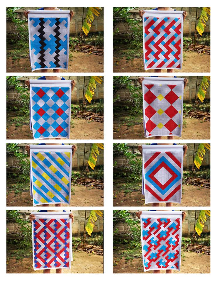 Guía de patrones:  de estilo  por Fabric3D
