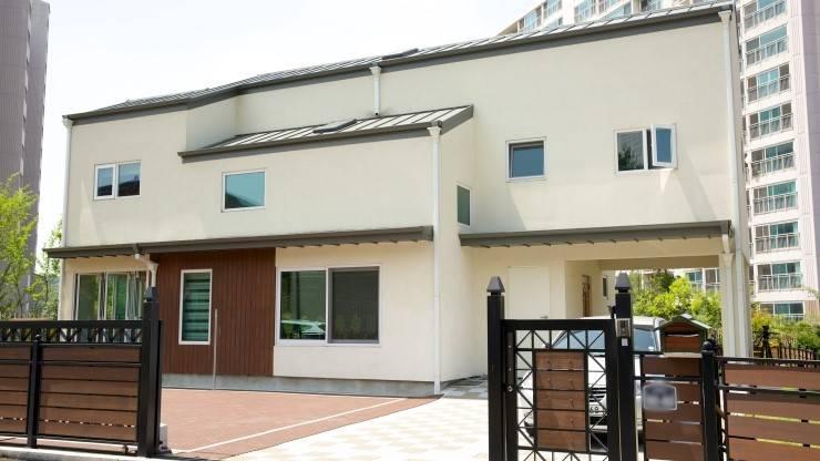 창조하우징 -일산주택현장: 창조하우징의
