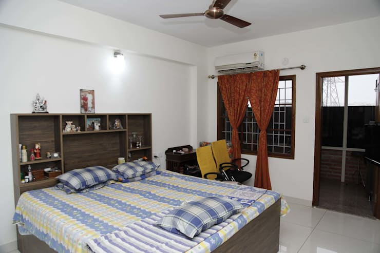Bedroom Sets Online In Bangalore:  Bedroom by Scale Inch Pvt. Ltd.